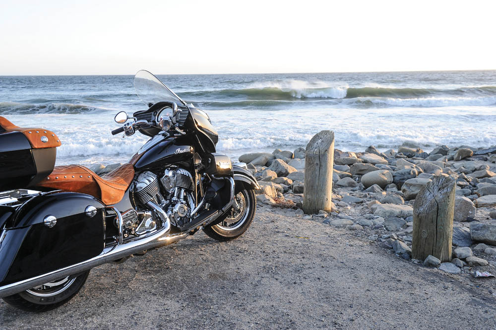 Indian Roadmaster 2015. Fotos
