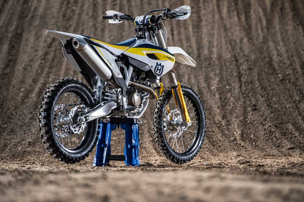 Husqvarna Cross/enduro 2015