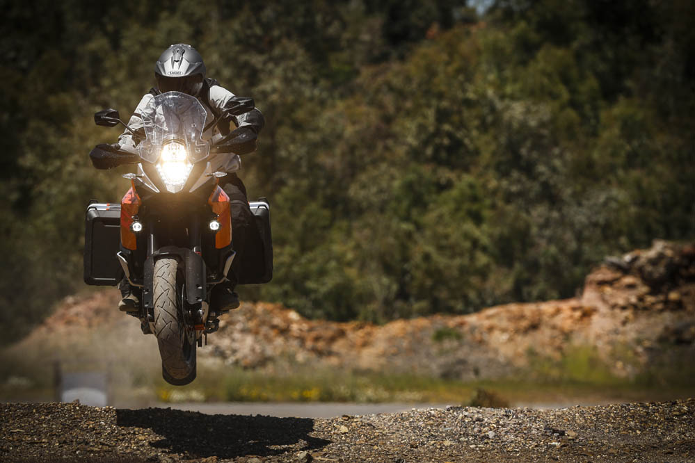 KTM 1190 Adventure Power Parts. Galería