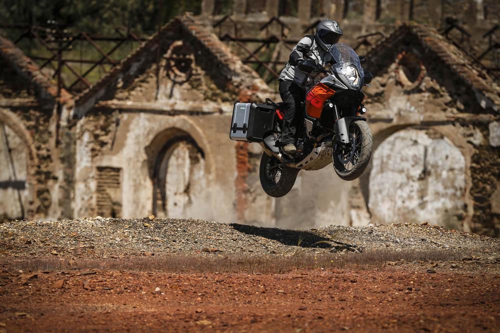 KTM 1190 Adventure Power Parts. Galería