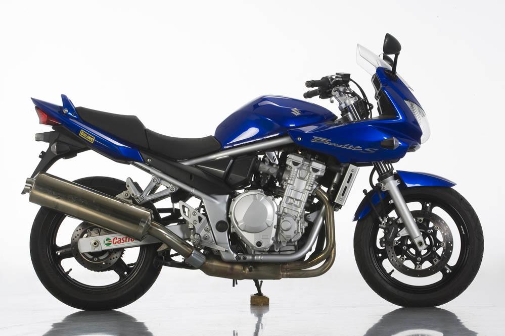 Segunda mano: Suzuki Bandit 650. Fotos