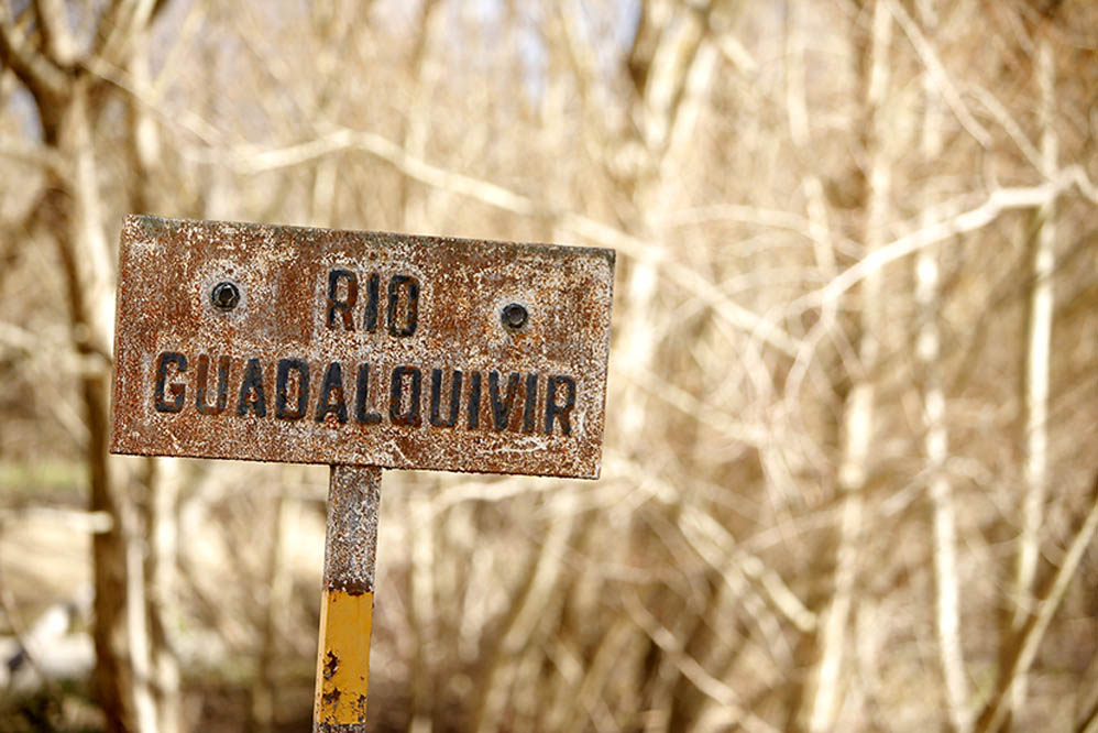 Turismo: Arterias de España. El río Grande. Fotos
