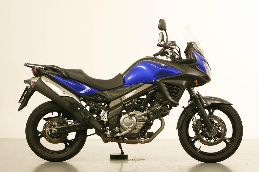 Comparativa Suzuki V-Strom 1000 y 650. Fotos