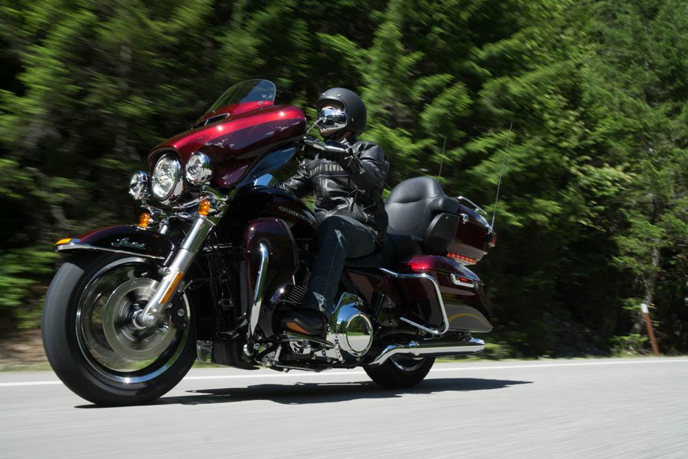 Gama Harley-Davidson 2015. Fotos