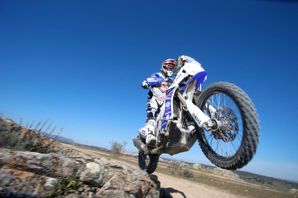 Galería de fotos de la Yamaha WRF 450 GOR Dakar