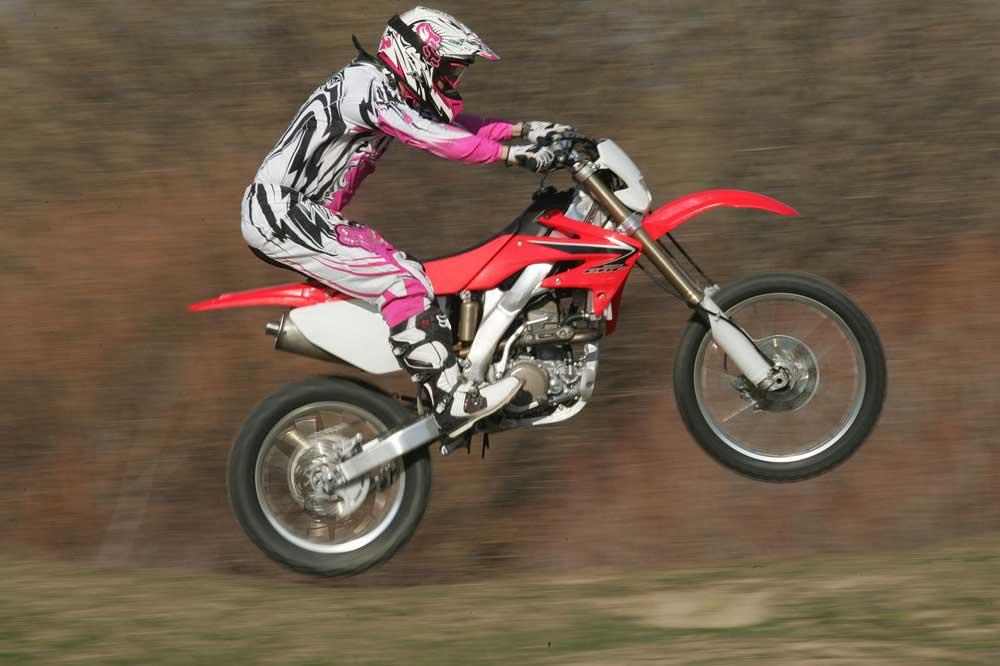 Galería de fotos Honda CRFX 250 2006