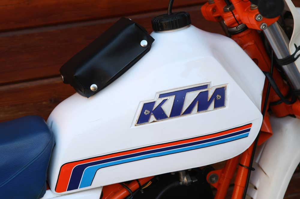 Galería de fotos KTM GS 250 1981