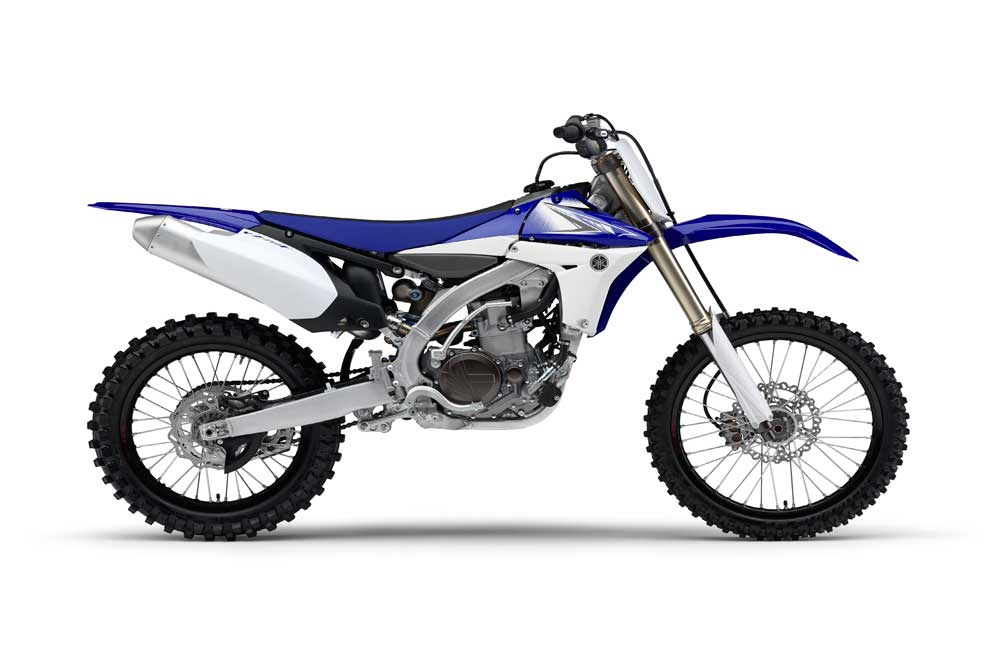 Galería de fotos Yamaha YZF 250