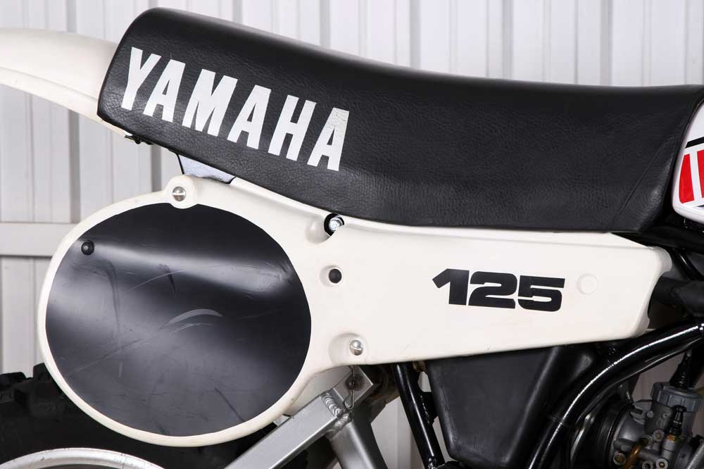 Galería de fotos YAMAHA YZ 125 1980