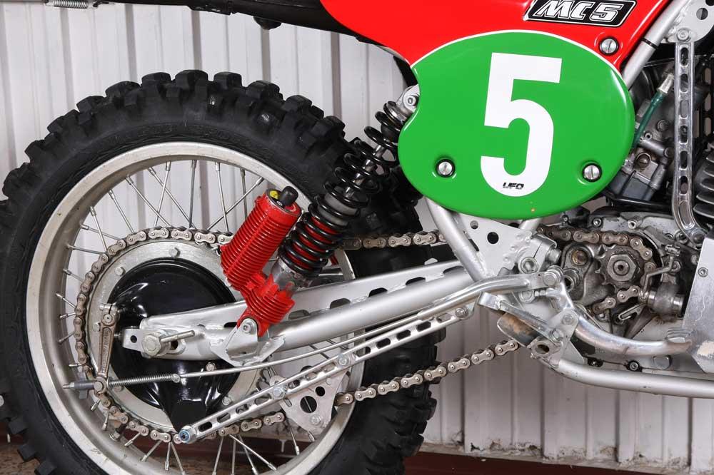 Galería de fotos KTM MC 250 1977