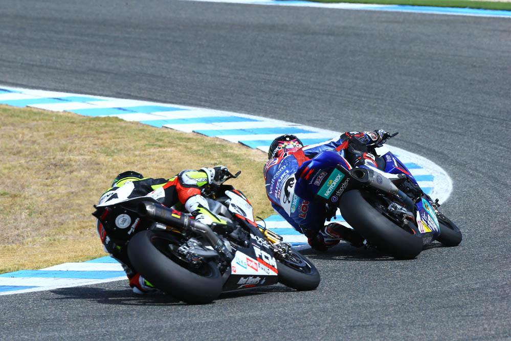 Mundial de SBK en Jerez. Fotos
