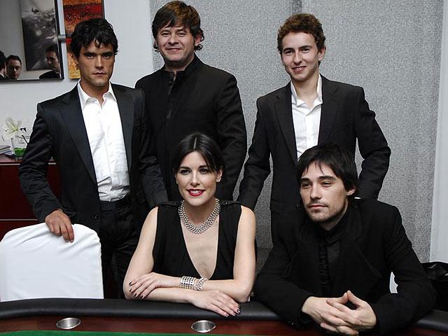 Lorenzo también gana al poker