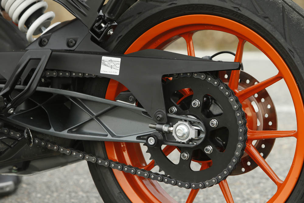 KTM RC390. Galería
