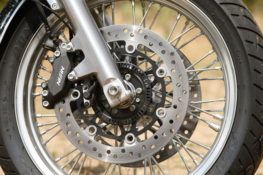 Comparativa BMW R nineT- Honda CB1100EX. Galería