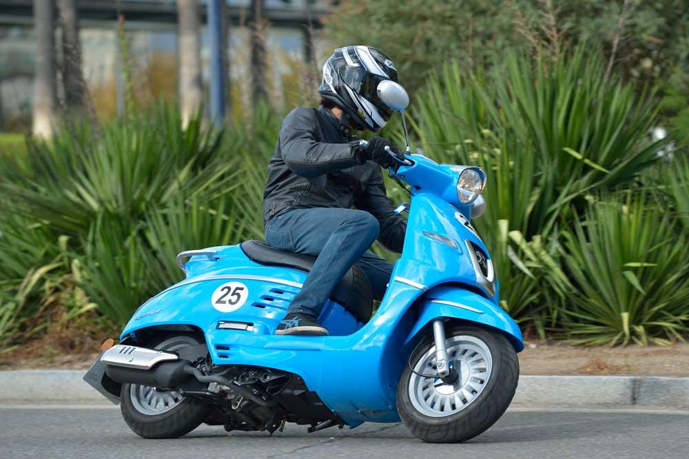 TM EN 125. Galería de fotos.   Motociclismo.es