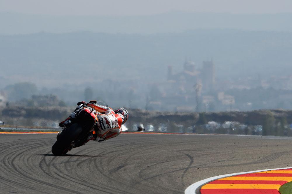 Las fotos del GP de Aragón de MotoGP 2014