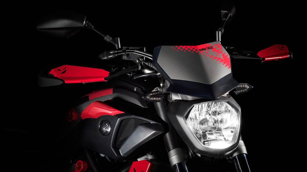 Yamaha MT-07 MotoCage. Fotos