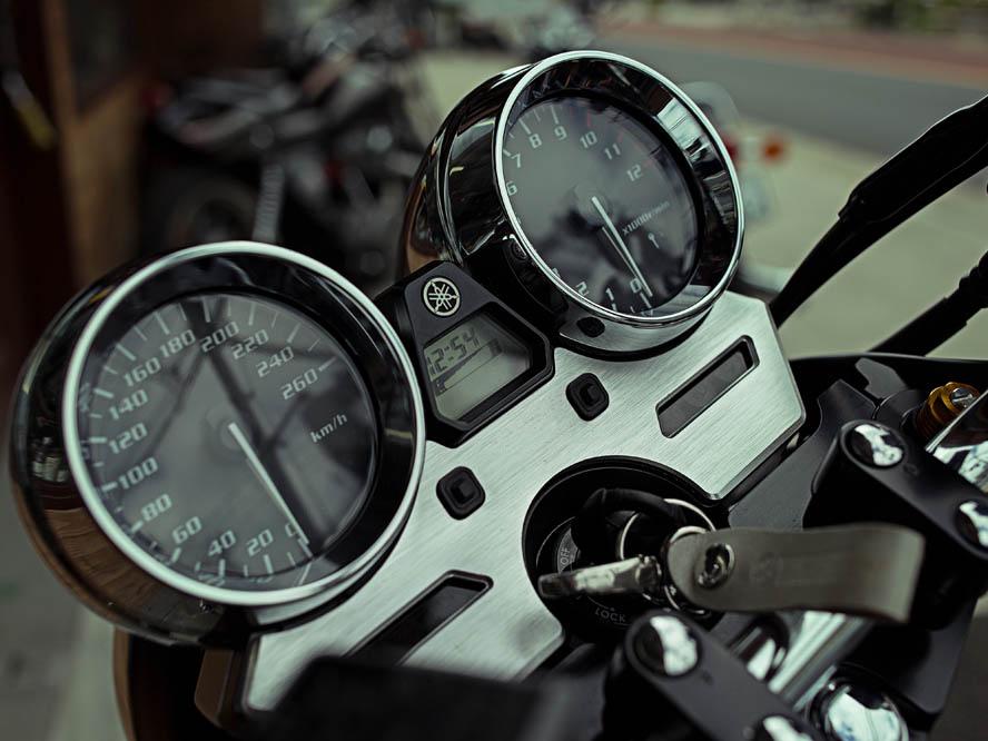Yamaha XJR1300 2015. Fotos