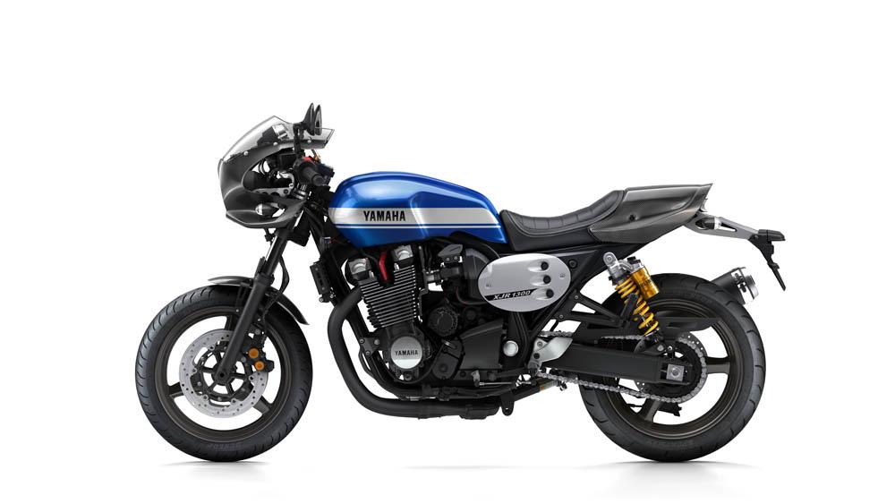 Yamaha XJR1300 Racer. Fotos