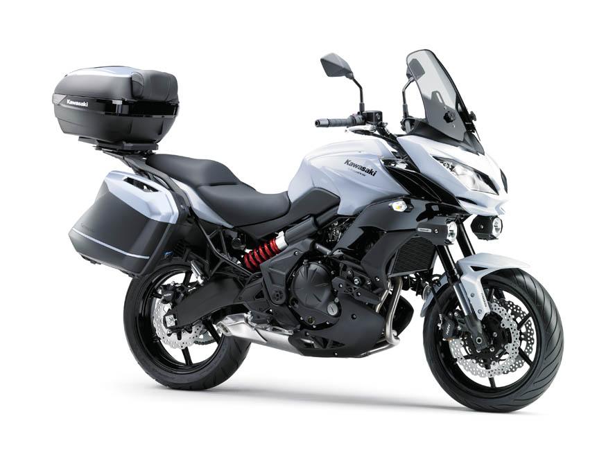 Kawasaki Versys 650 2015. Fotos
