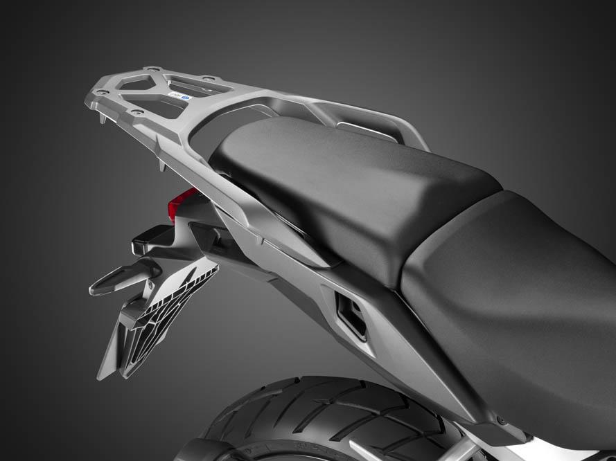 Honda VFR800X Crossrunner 2015. Fotos