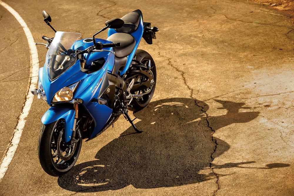 Suzuki GSX-S1000F. Fotos