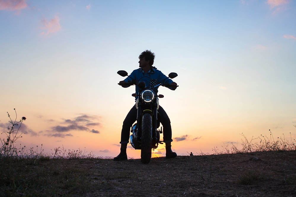 Ducati Scrambler. Fotos