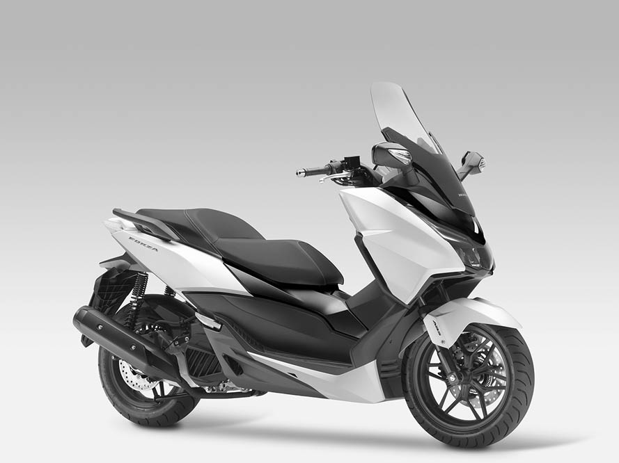 Honda Forza 125. Galería