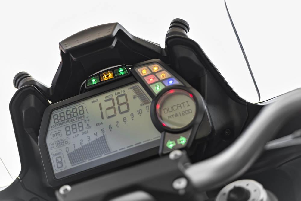 Prueba de la Ducati Multistrada 1200 S Touring. Galería