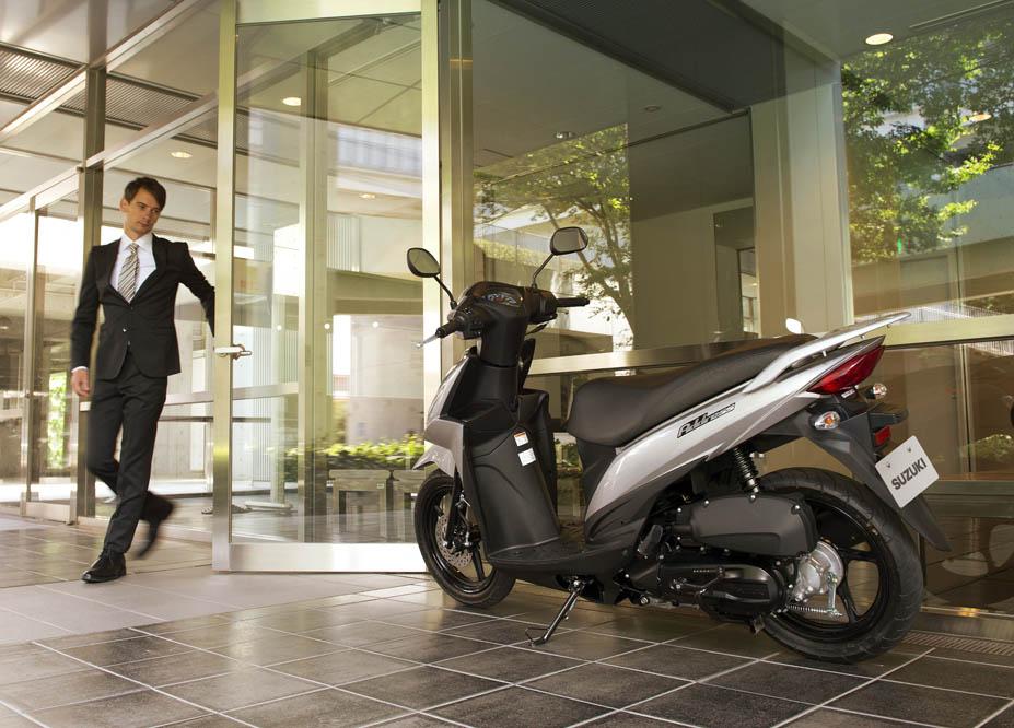 Suzuki Address. Galería