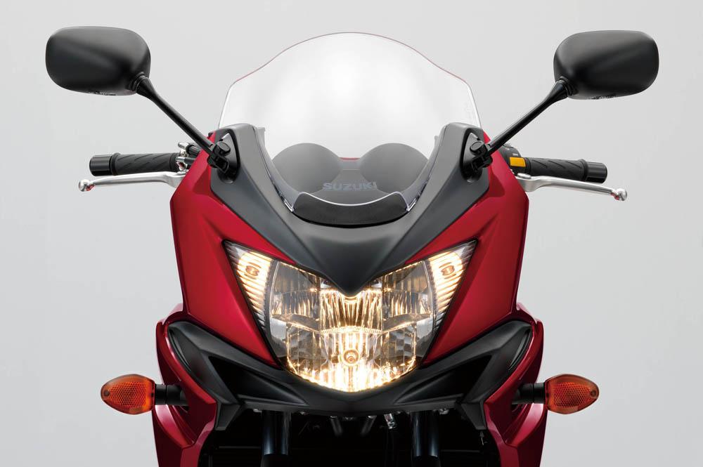 Galería de la Suzuki Bandit 1250S 2015