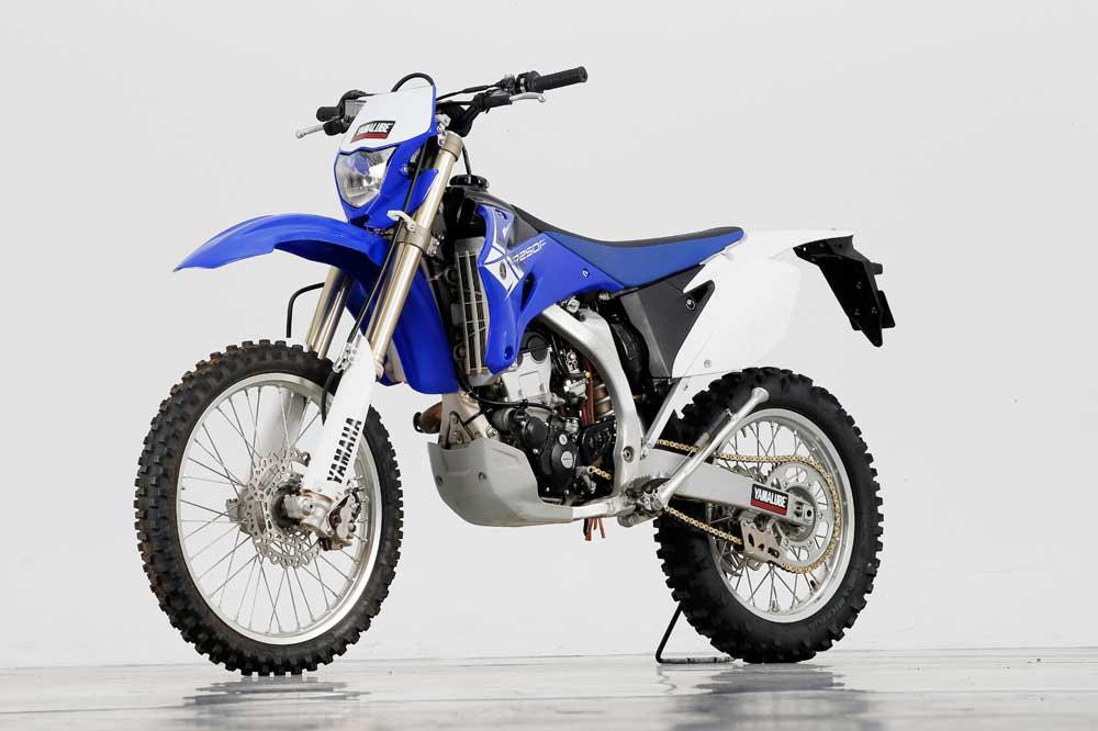 Yamaha WRF 250
