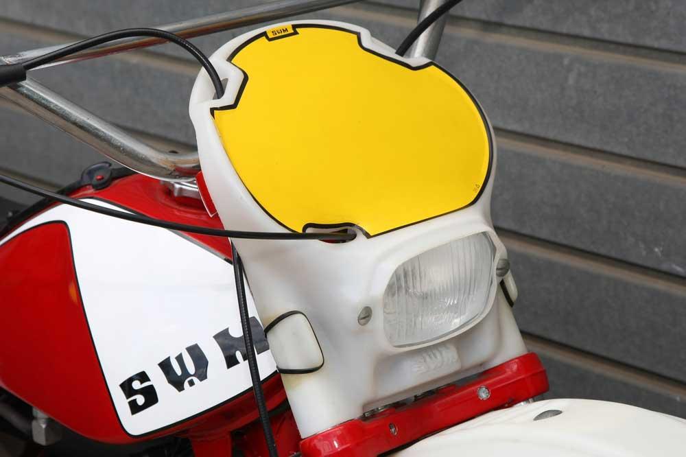 SWM RS 250 GS 1978