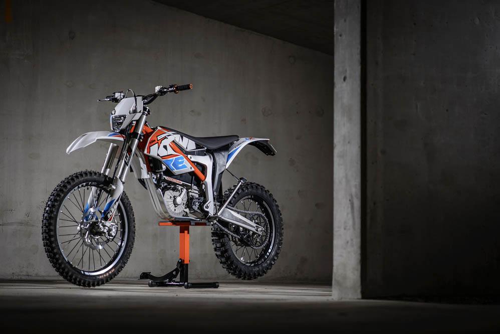 KTM Freeride E. Galería