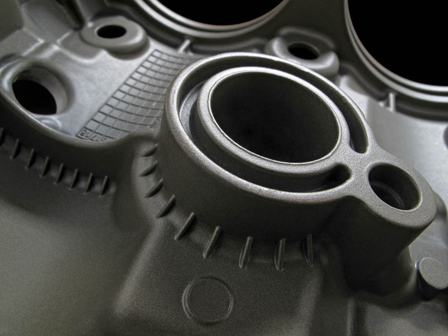 Motor Ducati Testatretta DVT. Fotos