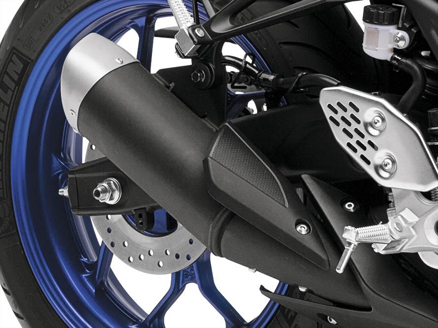 Yamaha YZF-R3. Fotos