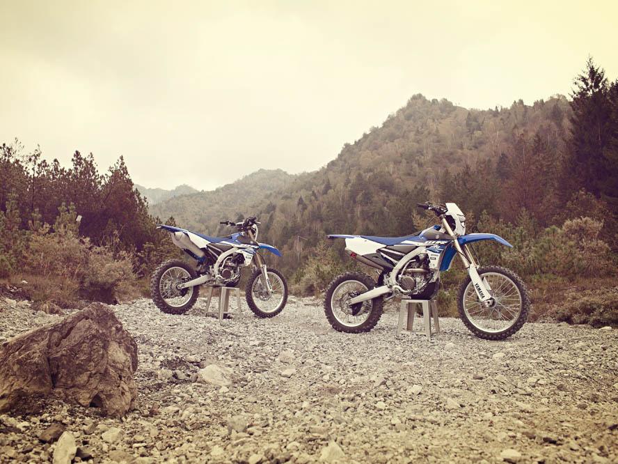 Yamaha WR250F 2015. Fotos