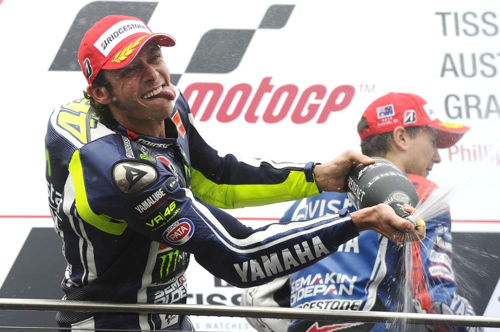 Las imágenes de MotoGP del Gran Premio de Australia
