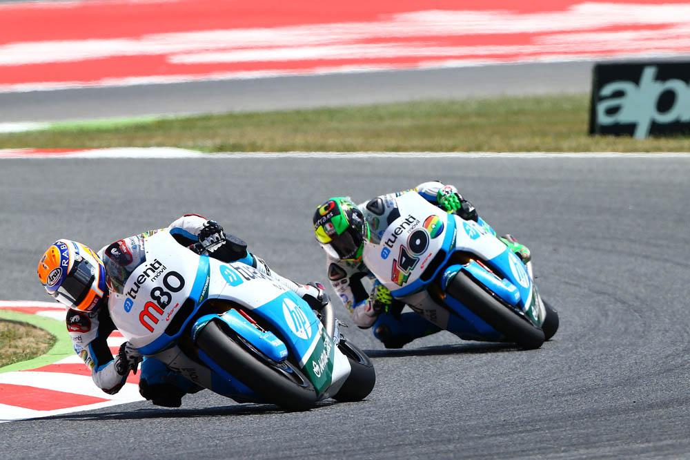 2013 fue un buen año para Rabat con tres victorias y siete podios