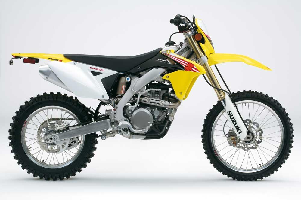 Suzuki RMZ 450 X