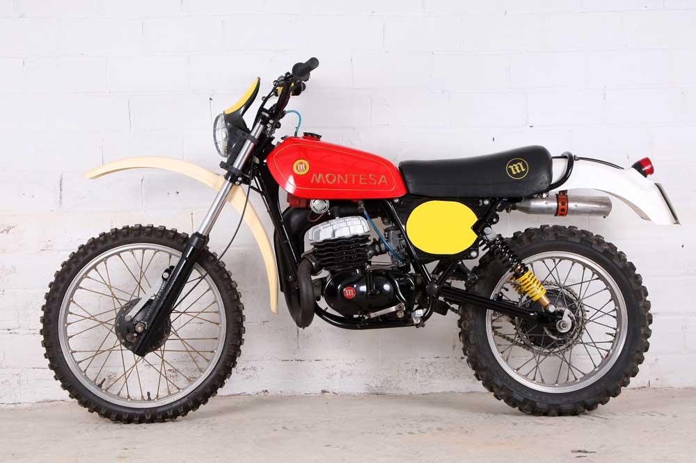 MONTESA ENDURO 250 H6 1978