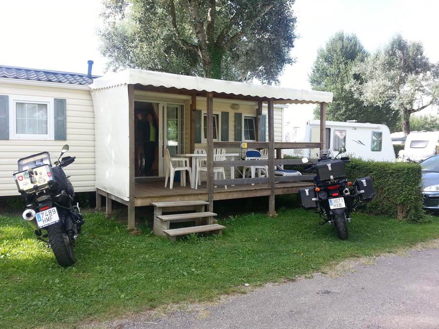Los Apeninos en moto