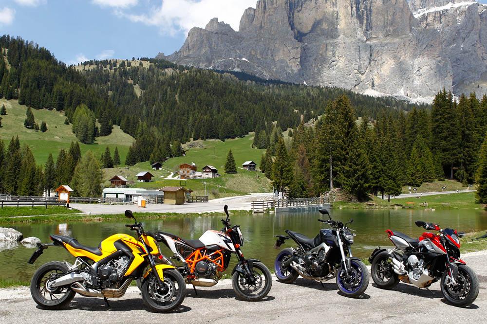Alpen Máster 2014: Fun Bikes. Galería
