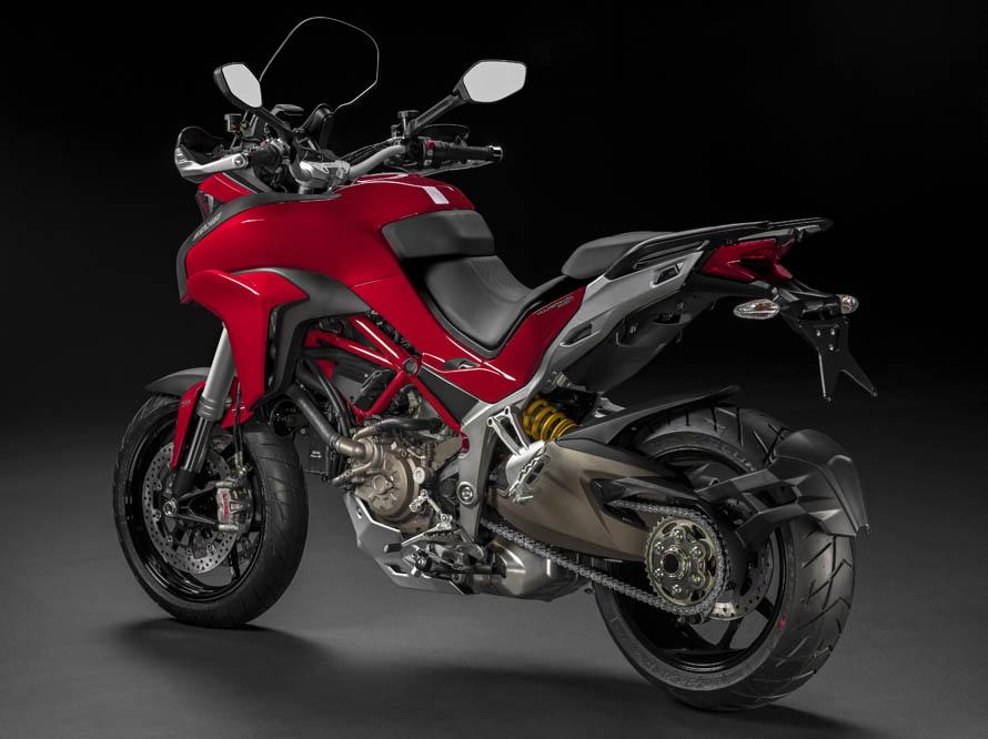 Ducati Multistrada 1200 S 2015. Fotos