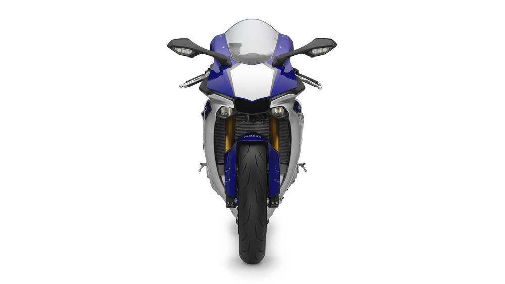 Yamaha YZF R1 2015. Fotos