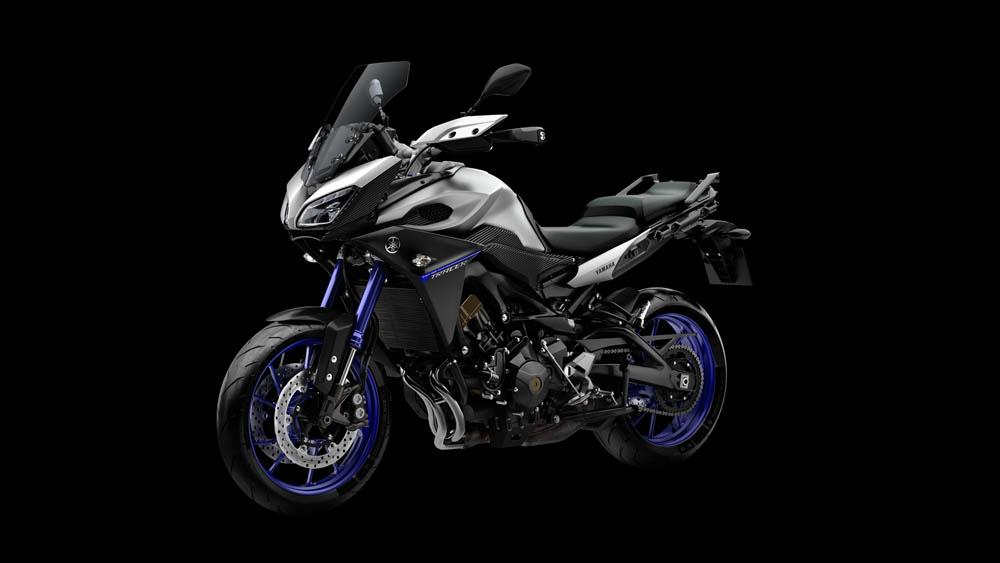 Yamaha MT-09 Tracer. Fotos