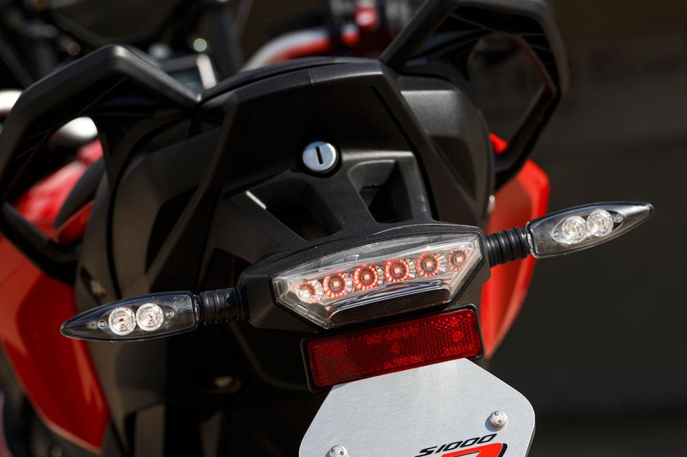 BMW S 1000 XR. Fotos