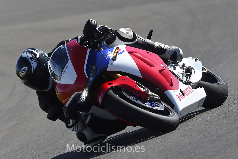 Honda RC213V-S. Fotos
