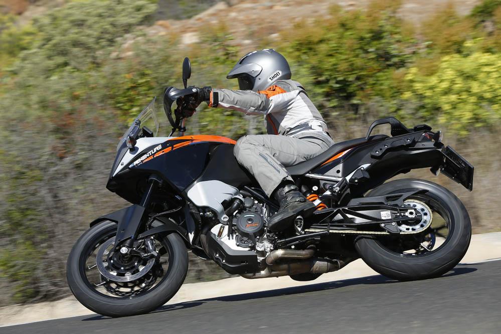 KTM 1050 Adventure 2015. Fotos