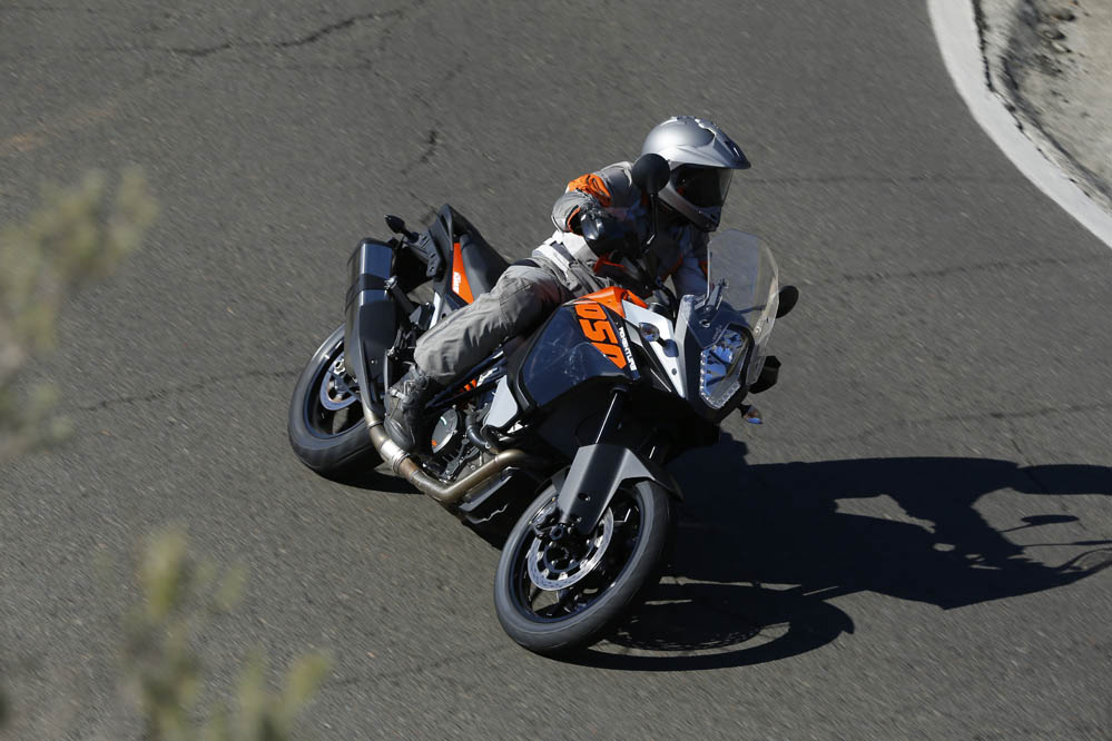 KTM 1050 Adventure 2015. Fotos